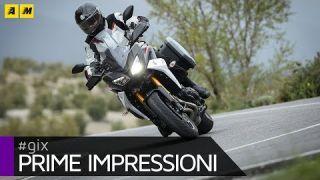 Yamaha Tracer 900 e Tracer 900 GT 2018: evoluzione centrata.