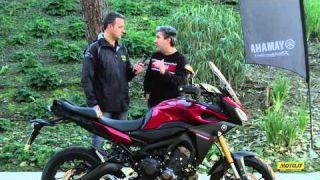 Yamaha MT 09 Tracer - prova su strada - Moto.it