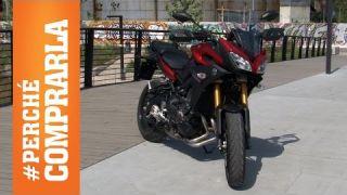 Yamaha MT-09 Tracer (2015) | Perché comprarla... e perché no