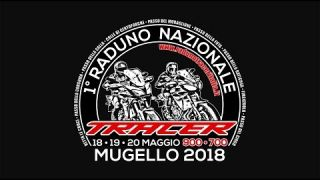1° Raduno Tracer Italia - T SHIRT