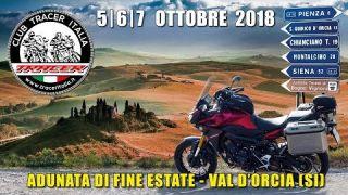 Adunata Tracer Italia di Fine Estate - Val D'Orcia 2018
