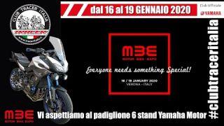 MBE Verona 2020 - Club Tracer Italia